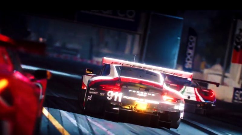 Codemasters Reboot Grid is delayed till October , New Trailer and Graphics comparison