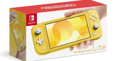 Nintendo announces Switch Lite console It's smaller cheaper handheld device
