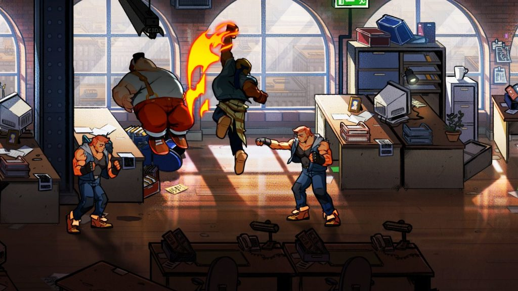 The Evolution of Sega's Streets of Rage And Upcoming Streets of rage 4