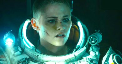 Kristen Stewart Finds deep sea horrors of Underwater in new trailer (2019)