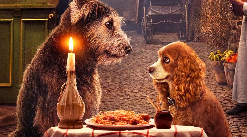 Disney's New Live action Lady and the Tramp trailer revealed. Re-imagining of the 1955 Disney classic.