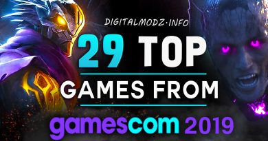 Gamescom 2019 : Best trailers , Gameplay and Reveals from Europe's leading trade fair