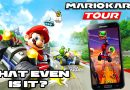 Mario Kart Tour is racing it's way to Android and iOS devices