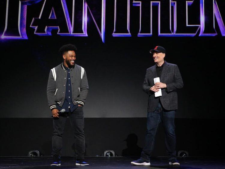 D23 EXPO 2019 Marvel Studios Presentation movie news revealed. Eternals & Black Panther 2