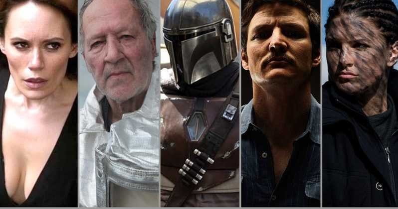 Star Wars TV series The Mandalorian has arrived
