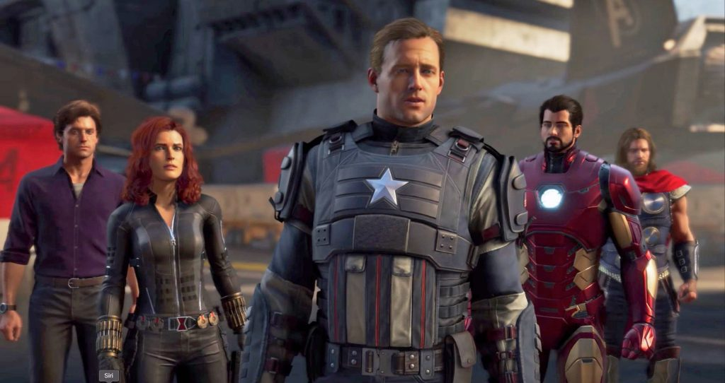 Square Enix Marvel's Avengers New