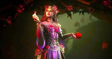 Smite Persephone Queen of the Underworld New God Revealed