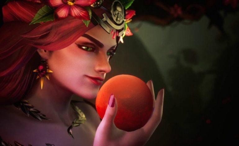 Smite Persephone Queen of the Underworld New God Revealed